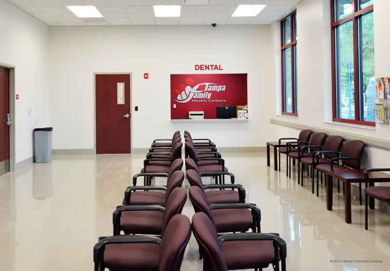 tampa family health center dental