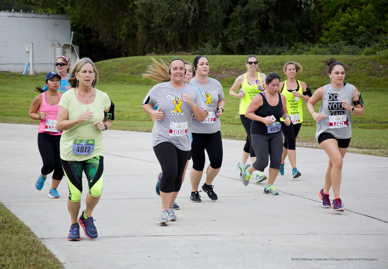 4-6th Annual Fall Stampede 5K