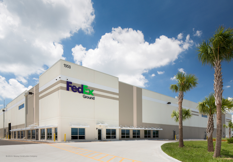 FedEx St Petersburg, Florida 1