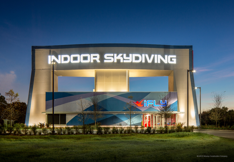 1-iFLY Tampa
