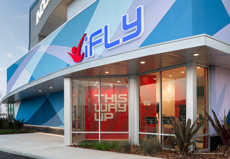 2-iFLY Tampa
