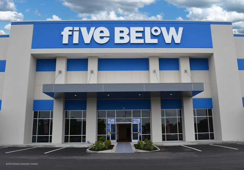 1-Five Below