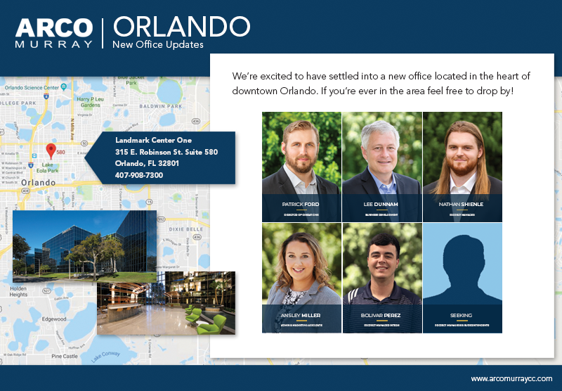 Orlando Office Offical Opening