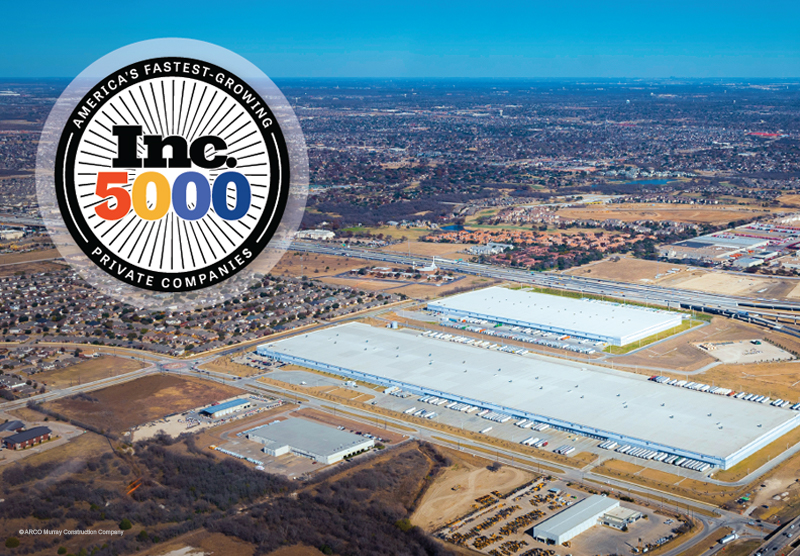 ARCO Murray made the Inc 5000 list