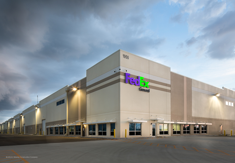 FedEx, St. Petersburg, FL